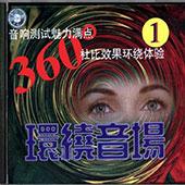 360 环绕音场 双电子琴 WAV