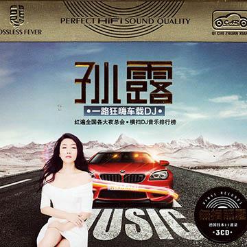 孙露 一路狂嗨车载DJ 3CD2